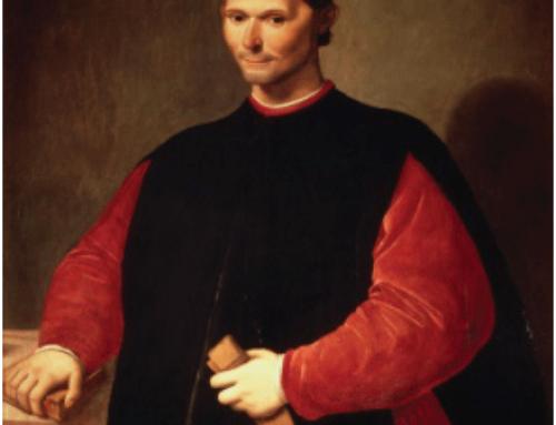 GKD12-Blog, Teil 11: Niccolò Machiavelli